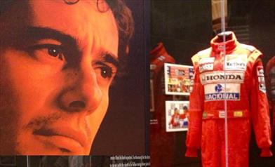 L'autrodomo di Imola omaggia il grande Ayrton Senna