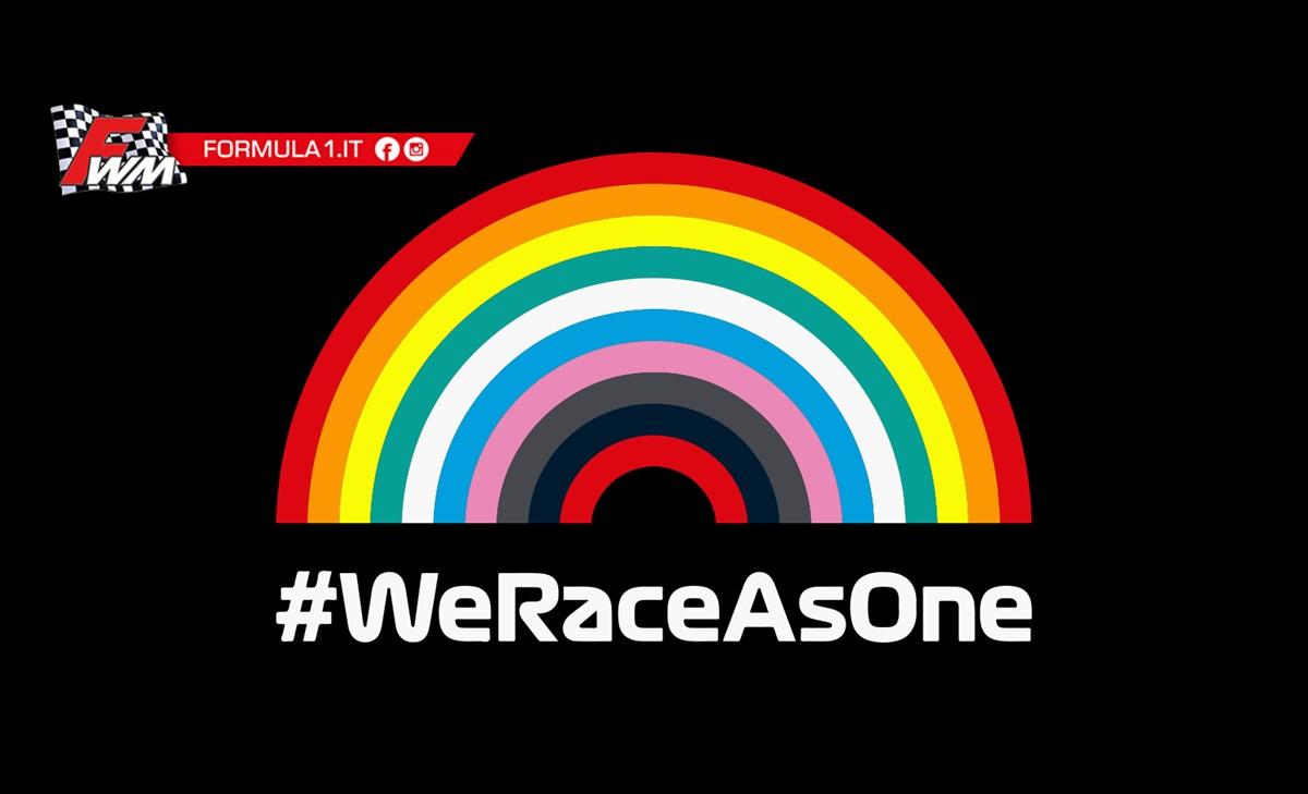 L'impegno senza precedenti della Formula 1 per unire e sensibilizzare
