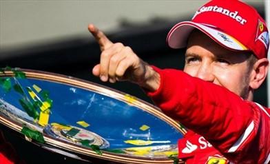 La Ferrari pensa già al Gran premio della Cina