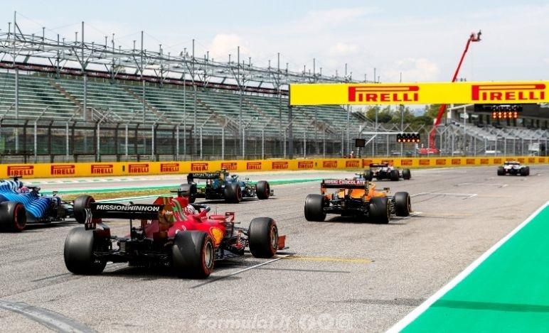 La Ferrari può essere davanti alla McLaren su altri circuiti