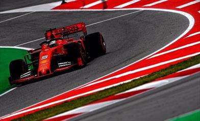 La Ferrari scatterà dalla terza e quinta posizione del Gp di Spagna - La Ferrari scatterà dalla terza e quinta posizione del Gp di Spagna