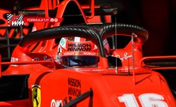 La Ferrari torna in pista: Sebastian e Charles in azione al Mugello