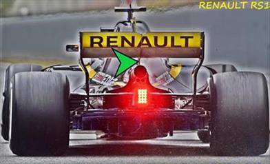 La FIA considera regolare lo scarico della Renault