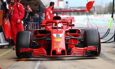 La FIA interviene e vieta il soffiaggio sul posteriore della SF71H tramite gli scarichi