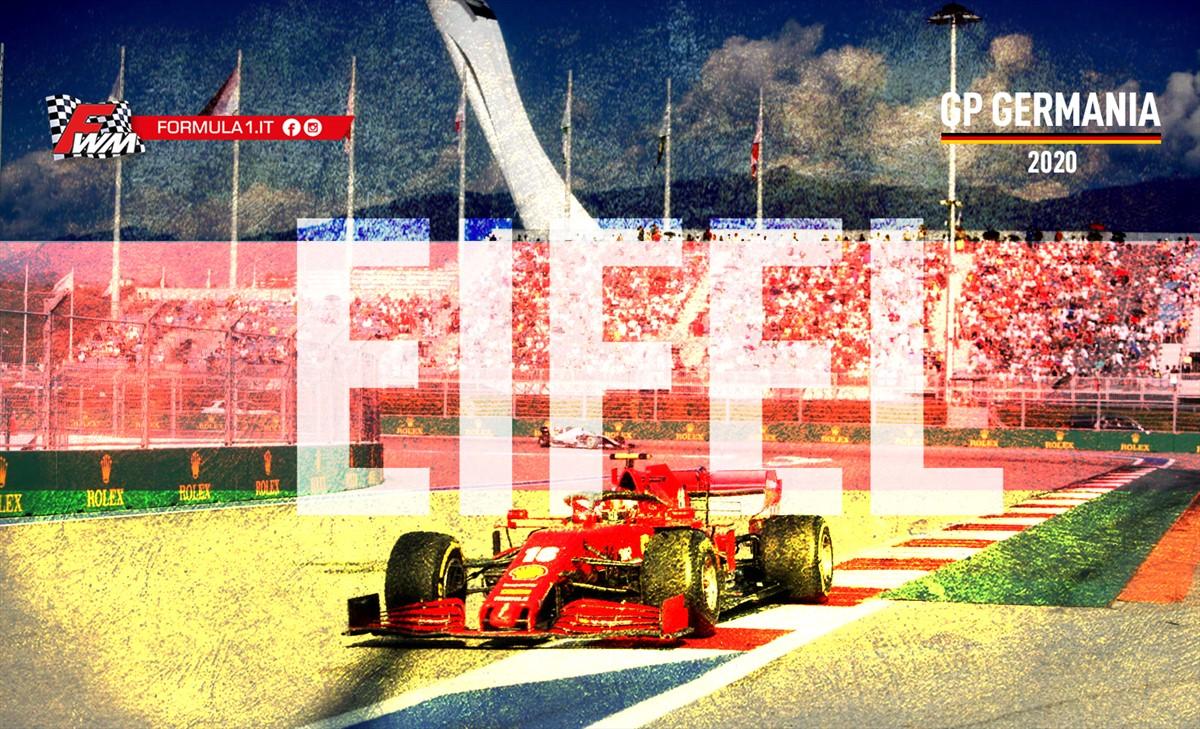 La Formula 1 torna al Nurburgring per l'inedito Gp dell'Eifel in Germania
