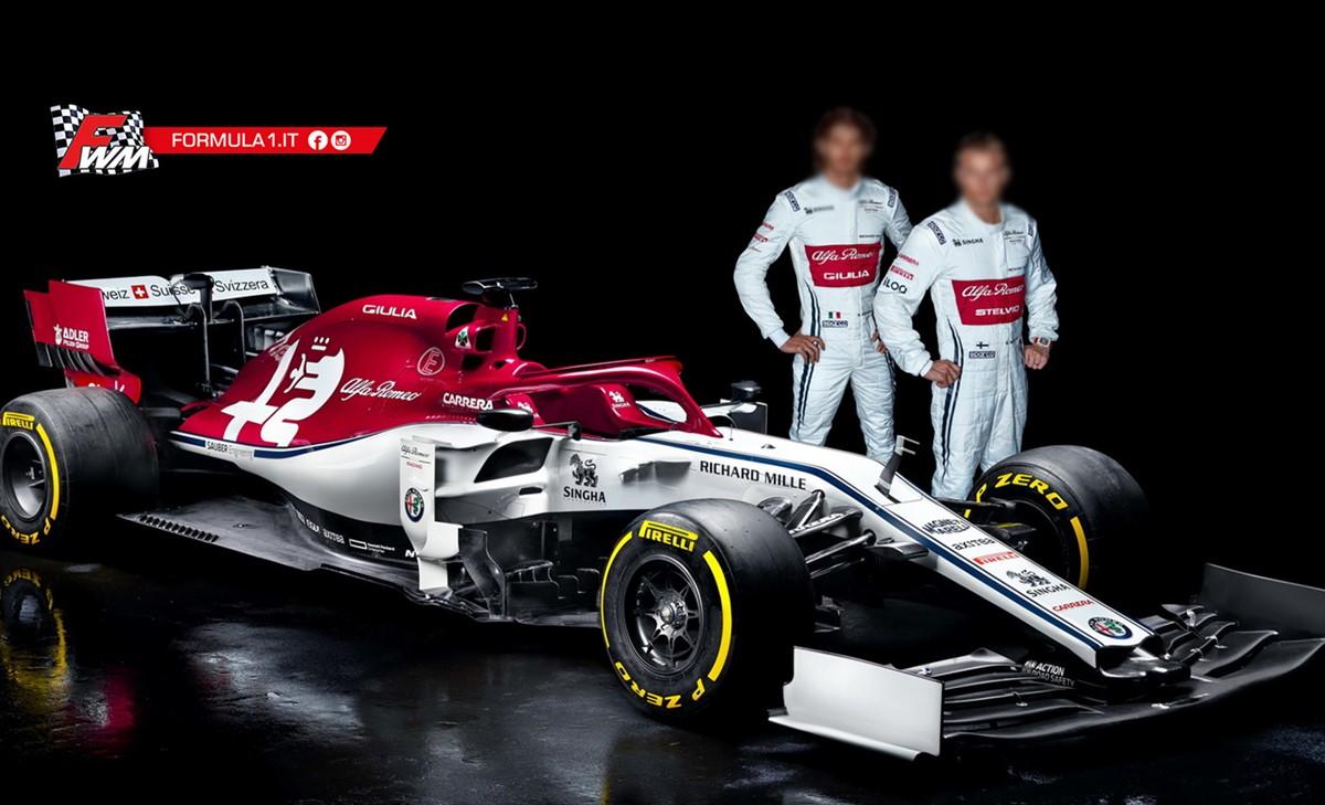 La line-up Alfa Romeo per la stagione 2021 è attesa questo mese