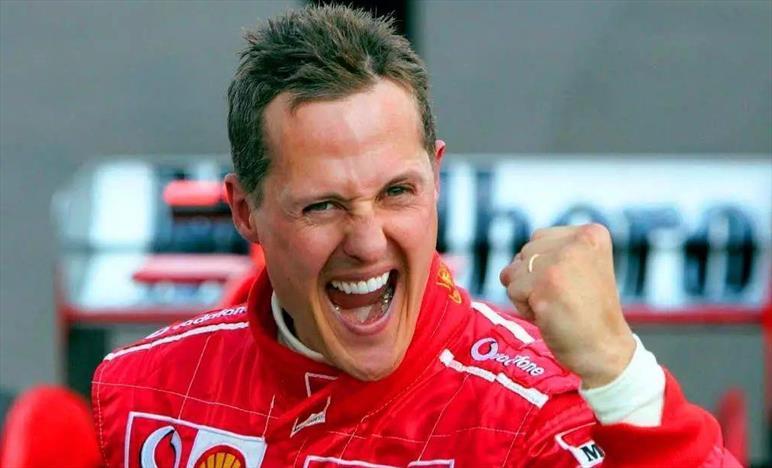 La Luce e il Campione - Michael Schumacher