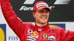 La partita dei -Campioni per la Carita- dedicata a Michael Schumacher