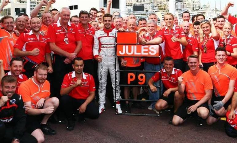 La piccola grande impresa di Jules...