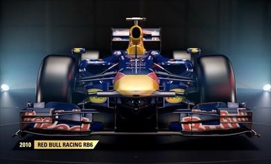 La RB6 del 2010 tra le vetture classiche di F1 2017
