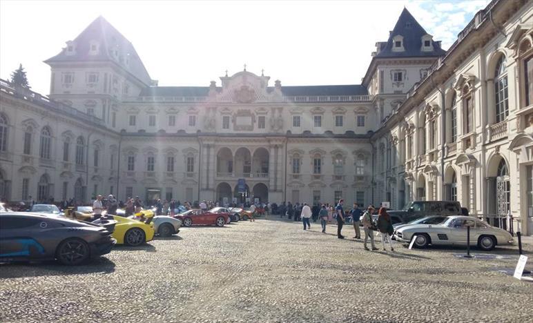 La sesta edizione di Parco Valentino si chiamerà Milano-Monza Open Air Motor Show