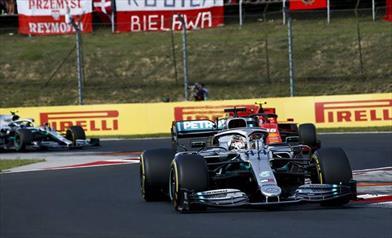 La strategia Mercedes ha ribaltato il risultato del GP d'Ungheria