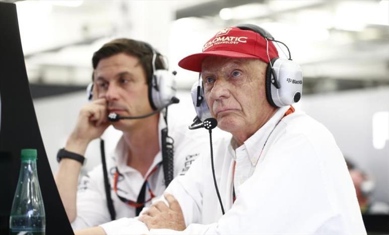 Lauda, Vettel ha rovinato la gara di Bottas e la sua penalità è ridicola