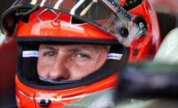 Le condizioni di Schumacher migliorano lentamente