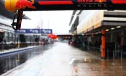 Le FP3 del Gp di Russia di F1 sono state cancellate a causa del maltempo