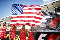 Le ragazze della Formula1 - ombrelline