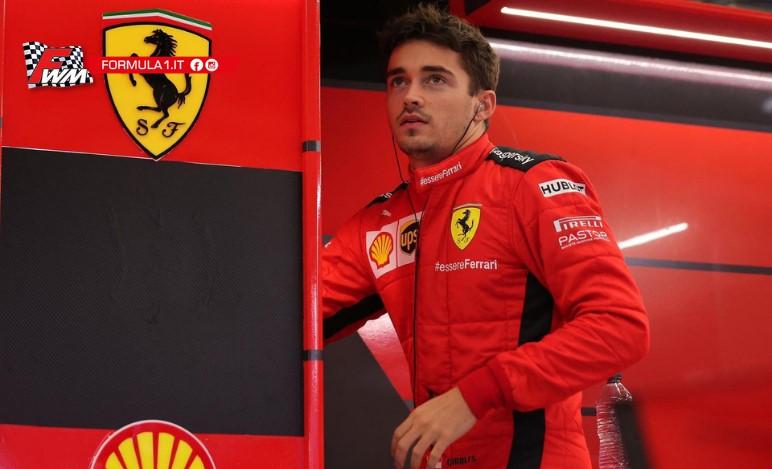 Leclerc: bravo Vettel, sono stato un coglio...