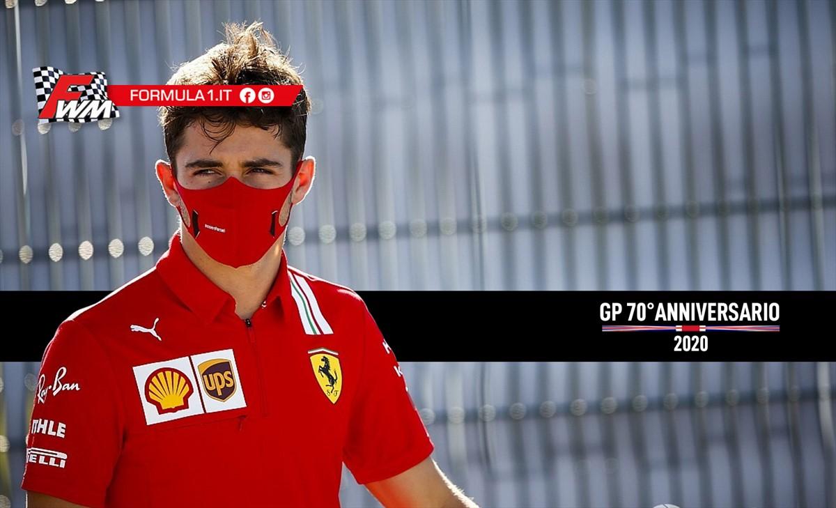 Leclerc: brutto da sentire ma il quarto posto è come una vittoria