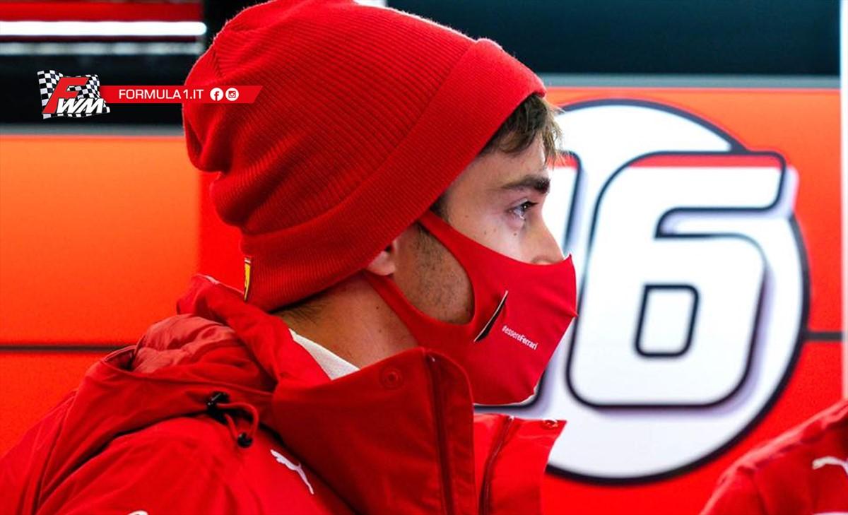 Leclerc: con una buona partenza tutto è possibile
