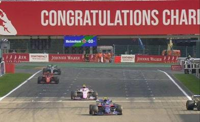 Leclerc conquista Spa. Prima vittoria stagionale della Ferrari - Leclerc conquista Spa. Prima vittoria stagionale della Ferrari