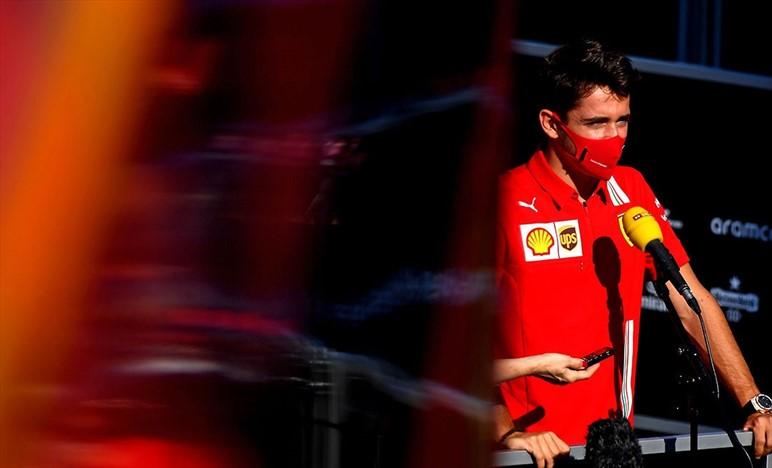 Leclerc: così in casa ... fa male