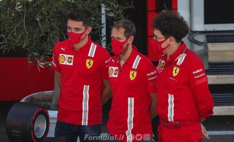 Leclerc: da Vettel ho imparato l'importanza dei dettagli
