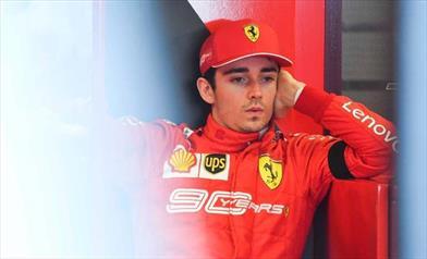 Leclerc, gara positiva ma in gestione, alla fine ho dato tutto