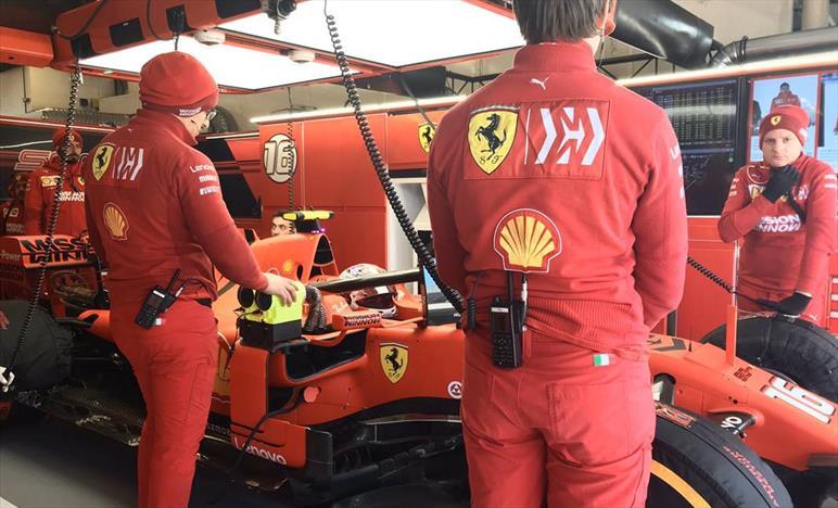 Leclerc monta una Power Unit usata, nessuna penalità per il Monegasco