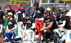 Leclerc: non mi inginocchio, sono contro ogni tipo dì violenza