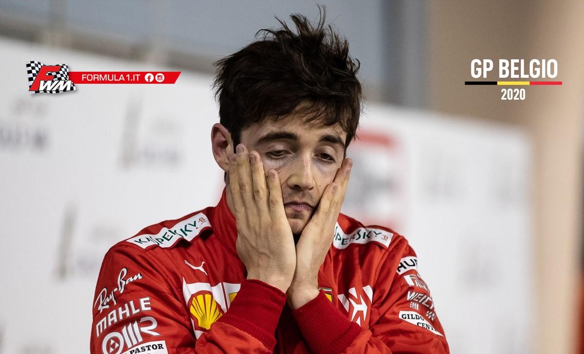 Leclerc: non passiamo neanche con il DRS