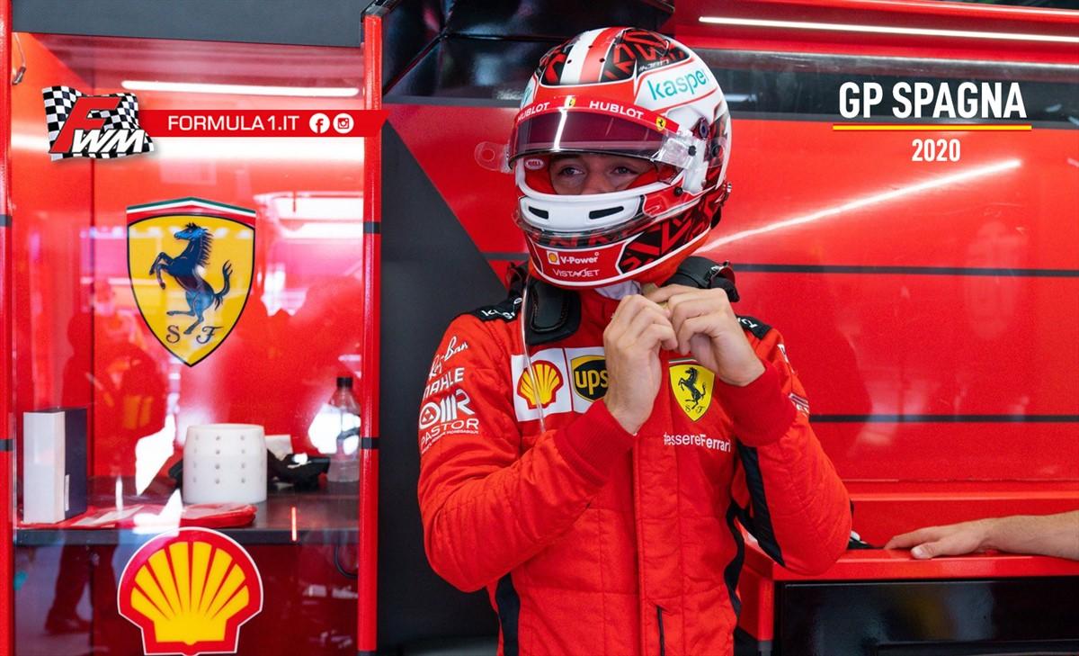 Leclerc: non siamo abbastanza forti nel pacchetto generale