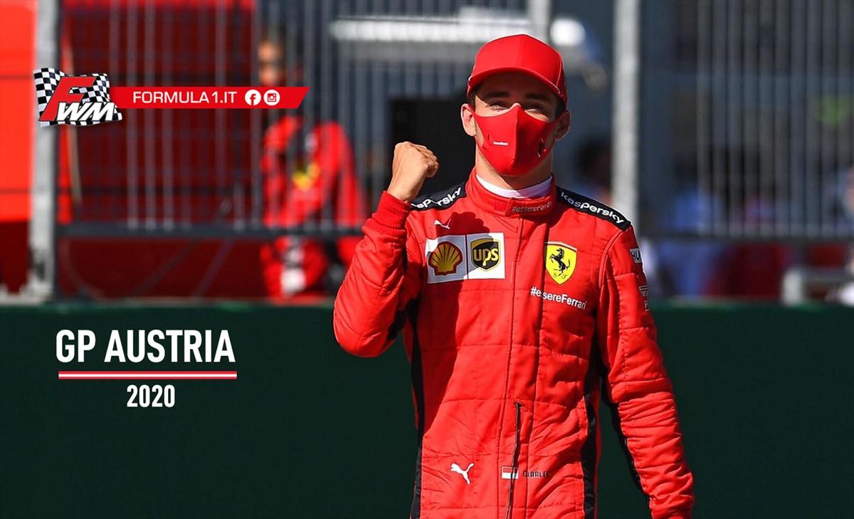 Leclerc: oggi è come una vittoria