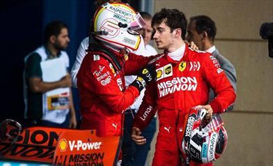 Leclerc può rompere la clausola di Vettel...