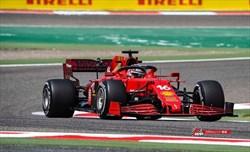 Leclerc: segnali incoraggianti dalla SF21