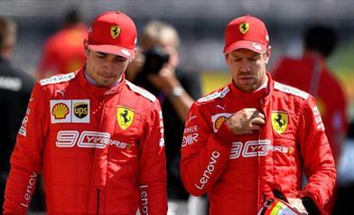Leclerc: Vettel è sempre gentile ed ho imparato tanto da lui