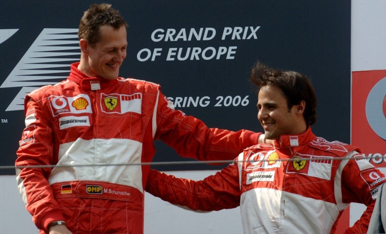 Massa come Schumacher per Stroll