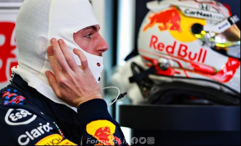 Max Verstappen: andavo meglio in FP1