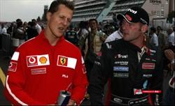 Max Verstappen: per Mick Schumacher sarà dura