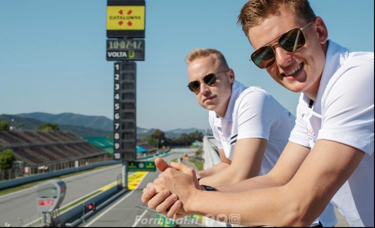 Mazepin: con il nuovo telaio ho raggiunto Schumacher