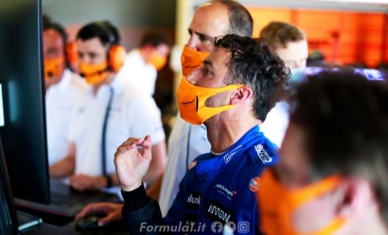 McLaren: a Baku raccolti punti importanti