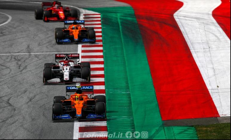 McLaren: finire doppiati ha rilevato quanto siamo indietro