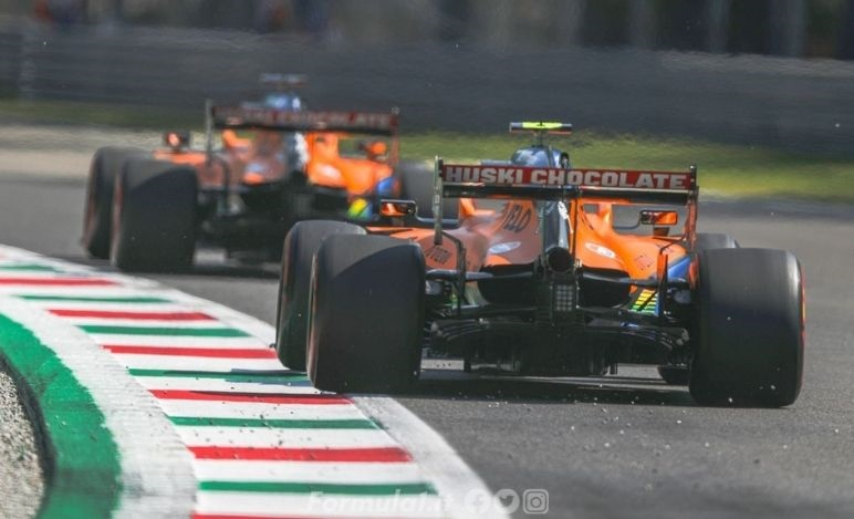 McLaren: Monza pista amica
