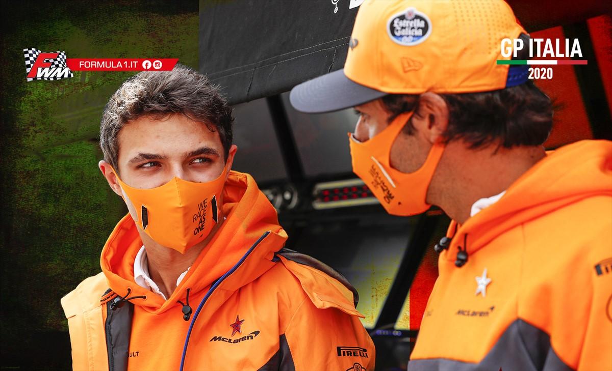 McLaren pronta per Monza