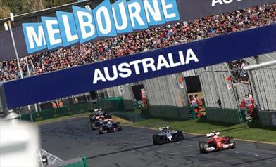 Memorie di F1, GP d'Australia