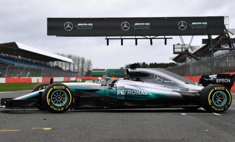Mercedes 2018, come sarà