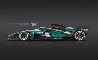 Mercedes 2018: sarà ancora a passo lungo e a basso rake