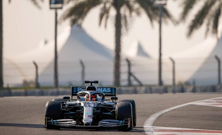 Mercedes a caccia di velocità