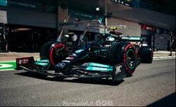 Mercedes ancora uno sviluppo per la W12