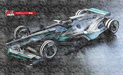 Mercedes spinge l'elettrificazione e AMG in Formula 1