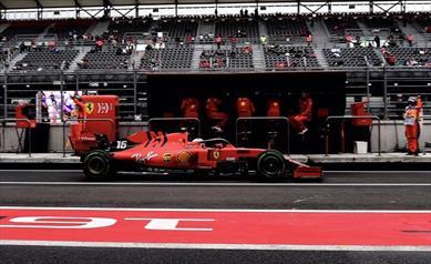 Messico: il venerdì in Ferrari